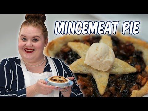 Classic Mincemeat Pie | Smart Cookie Recipes | Allrecipes.com