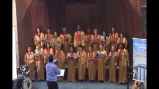 """CANTATA DE NATAL 2008 - ADORAI - CANÇÃO """"VEIO AO MUNDO"""""""