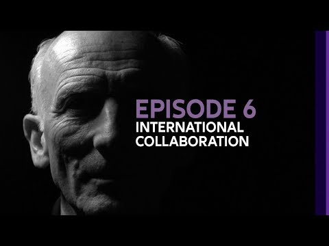 Gerhard Thiele. Episode 6: International Collaboration