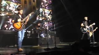 Nickelback- When We Stand Together  Live In Brussels