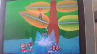 super smash brothers brawl hanenbow