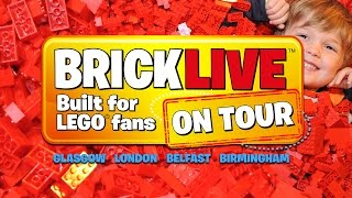 BRICKLIVE On Tour