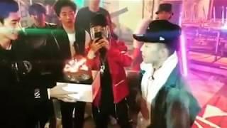 Jay Park Birthday with SMTM6 Crew