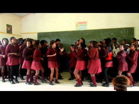 School Concert at Chitsa – South Africa
