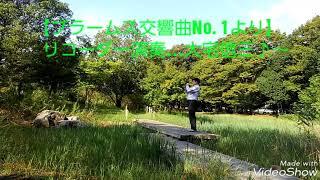 ☆12☆【ブラームス交響曲No. 1より】ソプラノリコーダー…大宅信三2017年