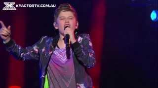 Jai Waetford - Dynamite -  Live Show 9 -  The X Factor Australia 2013