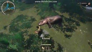 cabelas african adventure hippo hunt