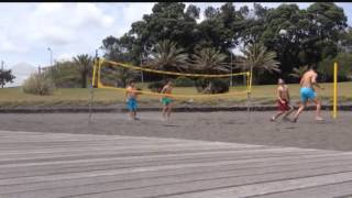 Futvolley afternoon