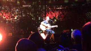Hide Your Love - Pearl Jam -MSG2 - 5/2/2016