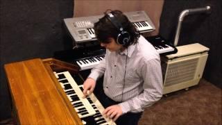 Child in Time (Deep Purple) INTRO - Hammond organ