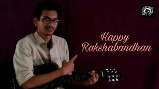 Phoolon Ka Taron Ka Sabka Kehna Hai || Rakshabandhan Special || By Tushar Vispute