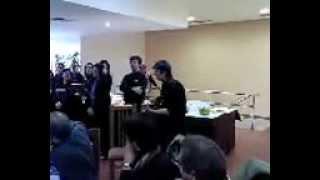 HR - Regressa a mí-El Divo (Restaurante Fininho,Cantanhede) (2010)