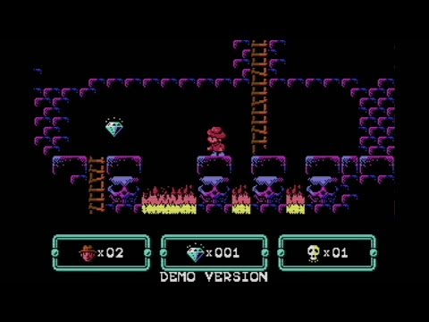 Sydney Hunter (2018) | Preview | C64 | Homebrew World
