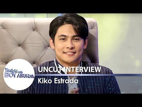 TWBA Uncut Interview: Kiko Estrada