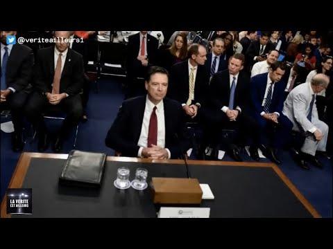 nouvel ordre mondial   ★ L'ex directeur du FBI a-t-il parlé de l'existence des extraterrestres au Sénat US ?
