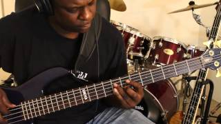 Diana Ross & The Supremes - Reflections (Bass Cover)