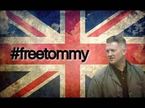 Tommy Robinson Update: New Rally & US Support