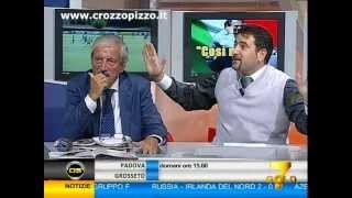 Lite in diretta tv tra Crudeli, Corno e Gullo