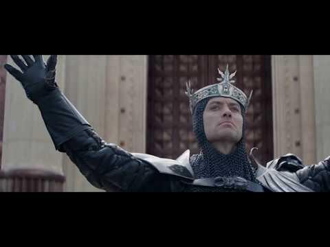 Rey Arturo: La leyenda de Excálibur - Trailer final español (HD)