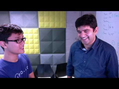 Meteor Intern Interviews: Changping Chen