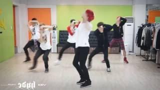 VIXX - hyde - mirrored dance practice video - 빅스 안무 연습 영상