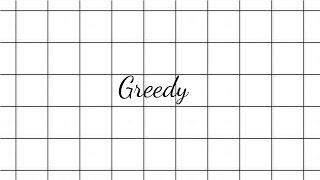 Ariana Grande - Greedy Speed Up