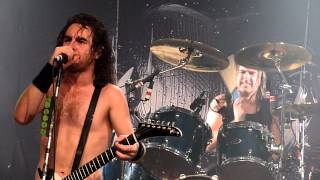 Airbourne - Too Much, Too Young, Too Fast (LIVE Capitole Quebec 2014) HD