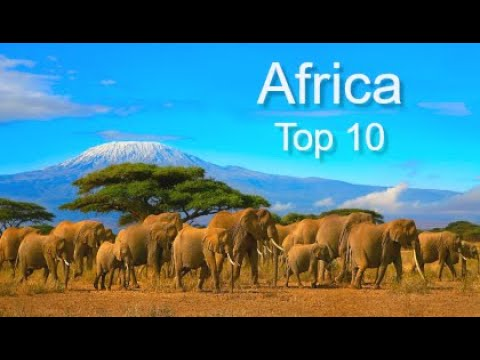 Africa Top Ten Things to Do, by Donna Salerno Travel