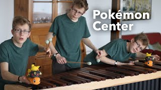 Pokémon Center Theme Cover | Marimba Maurice