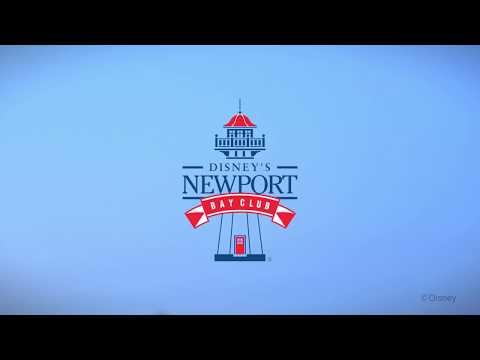 Bo på Disneyland® Paris temahotell Disney's Newport Bay Club