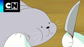 El plato de Polar   ¡Emparejados!   Cartoon Network