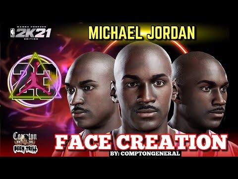 BEST MICHAEL JORDAN FACESCAN ON NBA 2K21 🔥  NEXT GEN