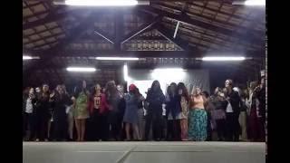 Oração - Mulheres ABU Minas (cover) Sarau Cultural #CFBH