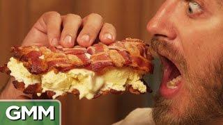 Will It Ice Cream Sandwich? Taste Test