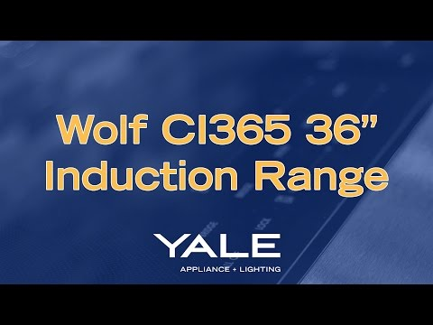 "Wolf 36"" Induction Range (Ratings/Reviews/Prices)"