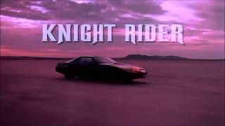 KNIGHT RIDER 1982: digitally remastered theme music