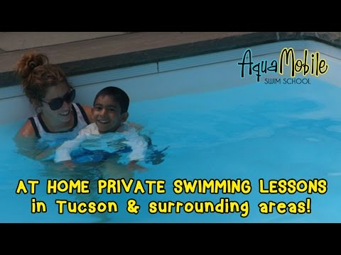 Tucson, Arizona at Home Private Swimming Lessons