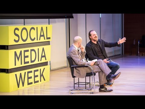 Join us for Social Media Week in 2018