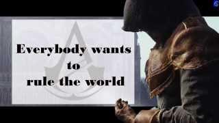Everybody Wants To Rule The World - Assassin's Creed Unity Music(Lyrics)