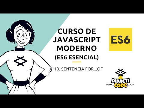 Curso Javascript Moderno (ES6) - #19. Bucle for...of