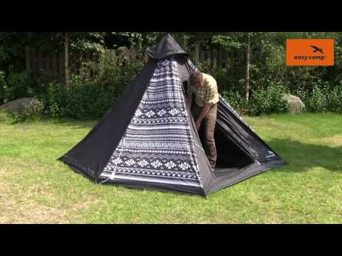Guide to pitching a tipi tent  | Just Add People