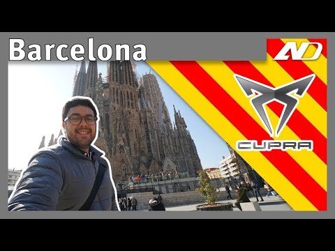 ¡Fui a Barcelona a conocer Cupra! - Vlog