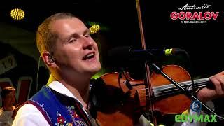 Kačmárečka- Kollárovci- Stretnutie Goralov v Pieninách 2019 (live koncert)