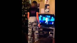 On the floor Just Dance 4