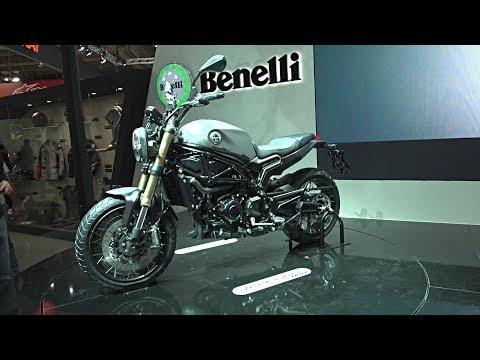 2020 Benelli Leoncino 800 / 800 Trail | EICMA 2019