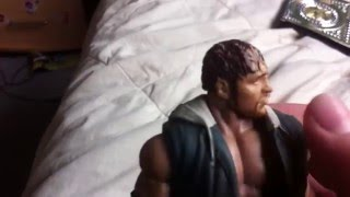 WWE Custom Figure Review - AJ Styles Custom Figure Review with Kai