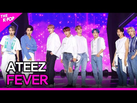ATEEZ, FEVER [THE SHOW 200804]