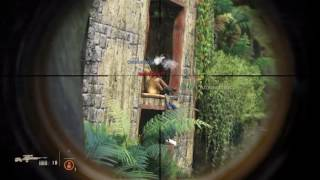 UNCHARTED 4 MULTIPLAYER - Alguns momentos #2