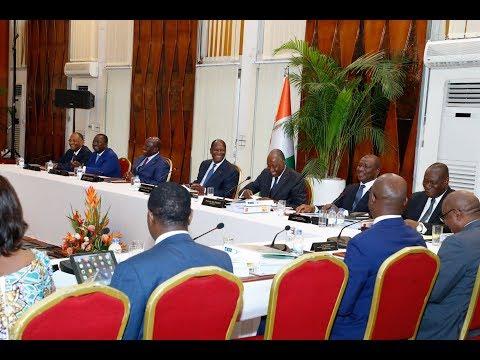 Cérémonie de clôture du Séminaire gouvernemental sur le Plan d'actions prioritaires 2018
