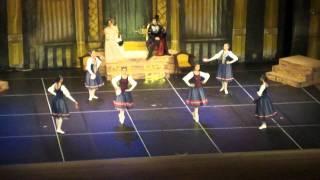 Dança Napolitana - O Segredo do Lago